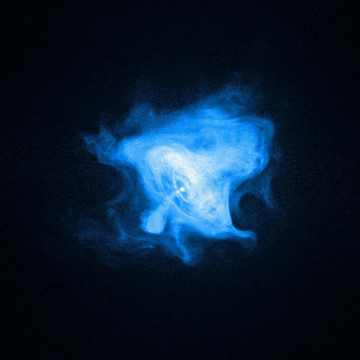 X-Ray nebula