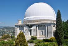 Artémis Observatoire de la Côte d'Azur
