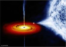 Black Hole - Cygnus X-1