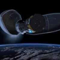 LISA Pathfinder launcher separation #2