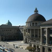 ETH Zentrum, Main Building in the Raemistrasse