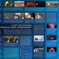 A first step towards gravitational wave astronomy?