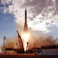 Soyuz launch